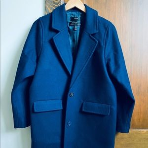 JCrew Melton Wool Coat